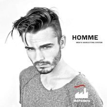 HOMME Haircutting System for Men
