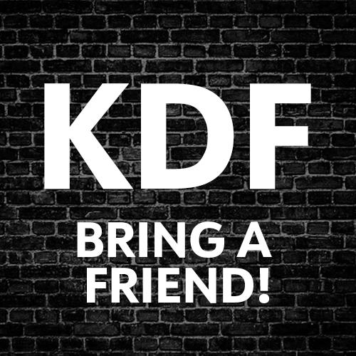 KDF Bring a Friend
